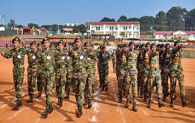 Joint Military Exercise