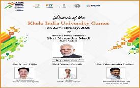 Khelo India University