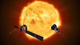 Poles of the Sun