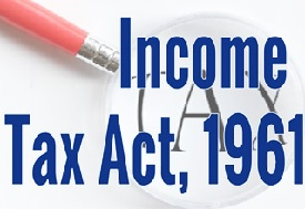 Income-tax Act 1961