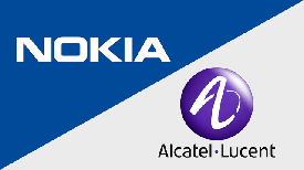Nokia and Alcatel-Lucent