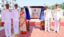 Indian Navy Commissions