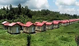 Pre-fabricated Houses Myanmar