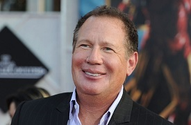 Comic Garry Shandling