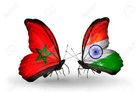 India and Morocco