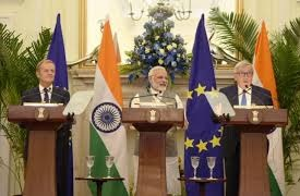 India-EU Summit and Delhi