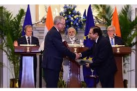 India-EU Summit and India