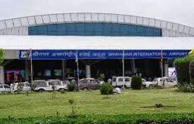 Jaipur and Srinagar Airports