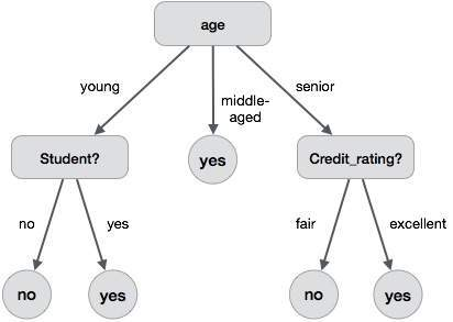 data mining decision tree induction