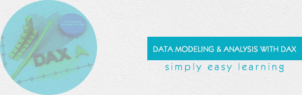 Data Modeling with DAX Tutorial