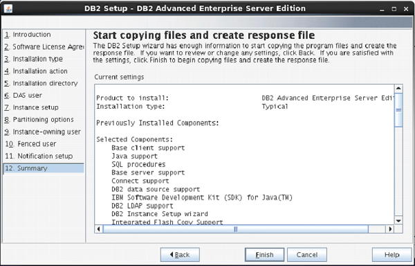 DB2 - Server Installation - Tutorialspoint