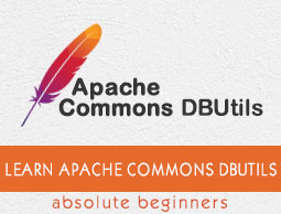 Apache Commons DBUtils Tutorial