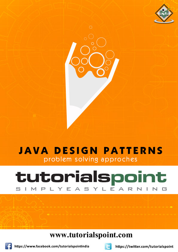 Design Patterns By Tutorials Pdf: Design Pattern Tutorial in PDFrh:tutorialspoint.com,Design