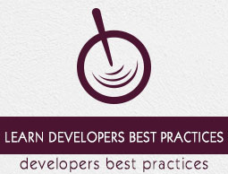 Software Developers Best Practices Tutorial