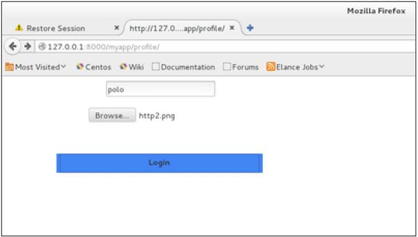 Django File Uploading