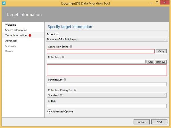 DocumentDB - SQL Server - Tutorialspoint