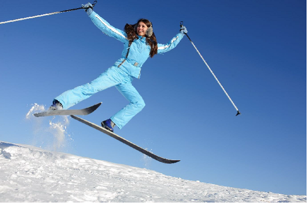 What is Alpine Skiing? (with pictures)