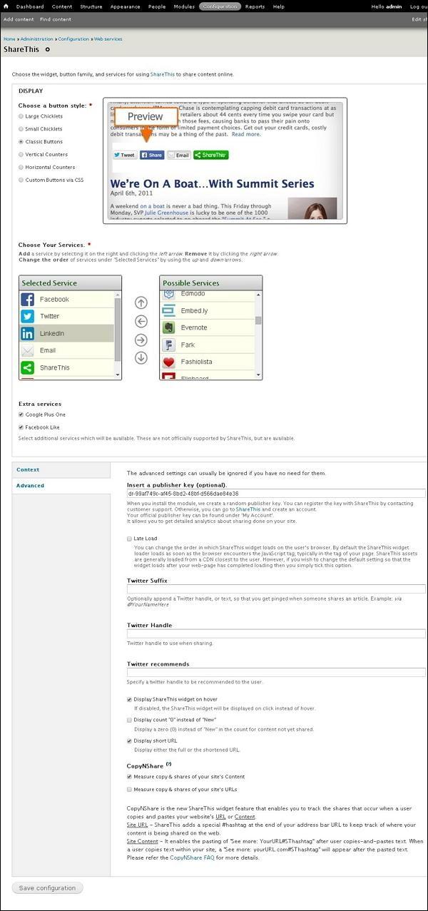 Drupal Social Networking