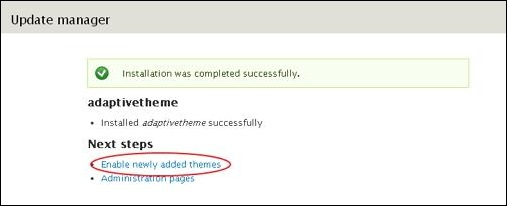 Drupal Themes and Layouts