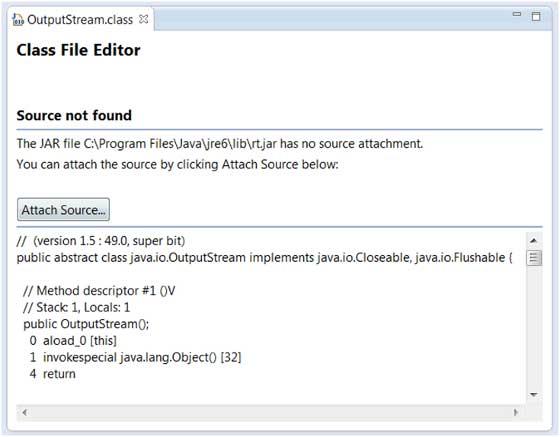 Class File Editor