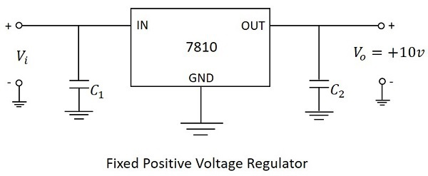 Fixed Positive Voltage Regulator