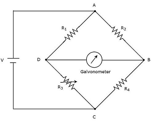 Electronic Measuring Instruments - Bridges - Tutorialspoint on