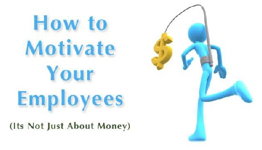 how to motivate employees pdf