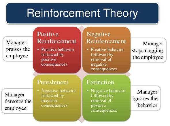 Employee Motivation Reinforcement Theory