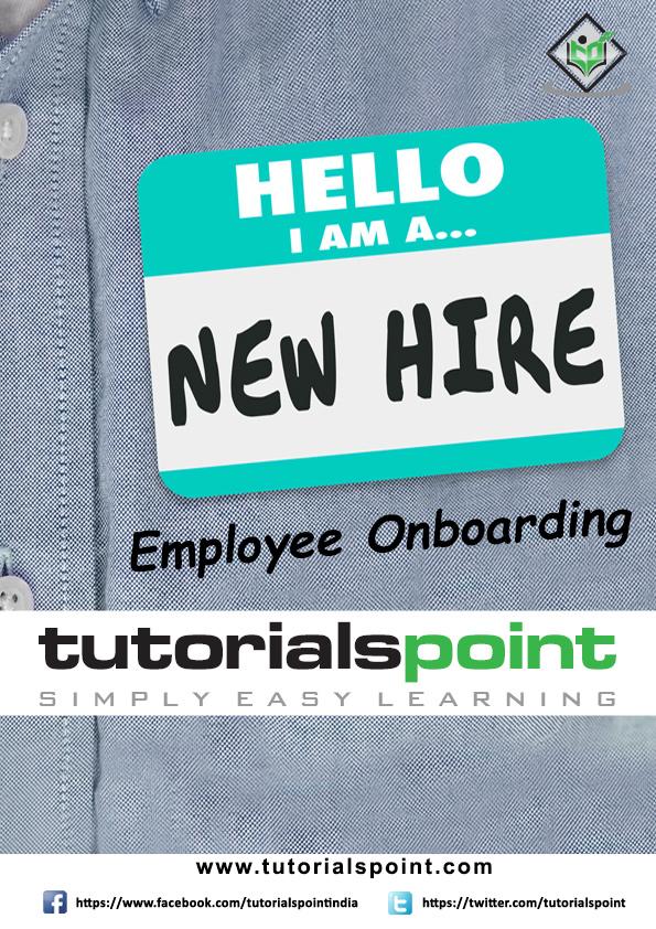 Employee Onboarding Tutorial
