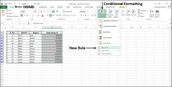 Custom Rule
