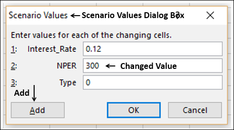 Change Value