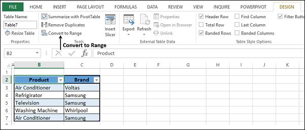 Excel Data Analysis - Quick Guide - Tutorialspoint