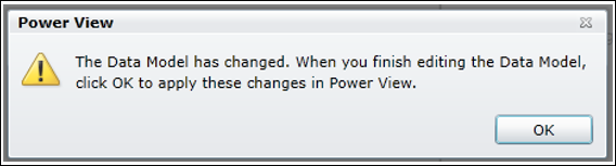 Power View Message