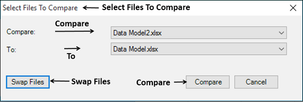 Select Files To Compare
