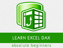 Excel DAX - Using Time Intelligence