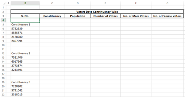 Excel Macros - Assigning Macros to Objects - Tutorialspoint