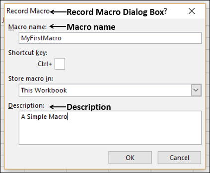 Excel Macros - Quick Guide - Tutorialspoint