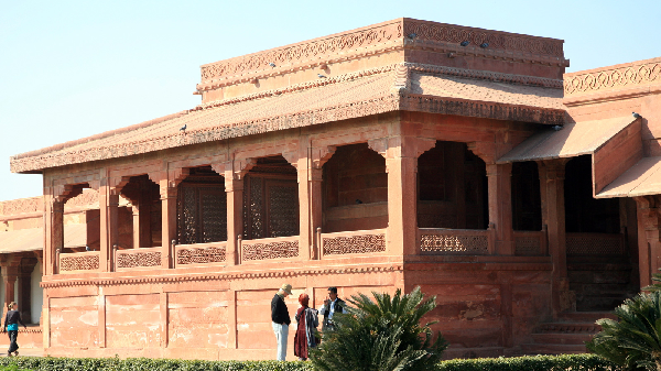 Fatehpur sikri fort quick guide for Diwan i aam images
