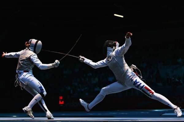 Fencing - How to Play? - Tutorialspoint