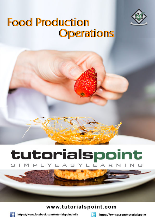 Food Production Operations Tutorial