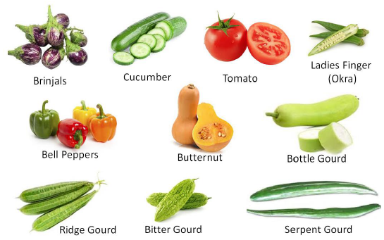 Fruit Vegetables