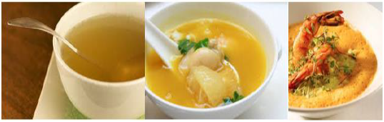 Meat and Fish Soups