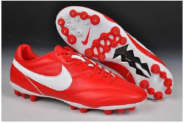 Cleats or turfs