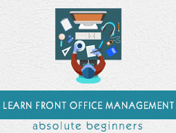 Front Office Management - Introduction - Tutorialspoint