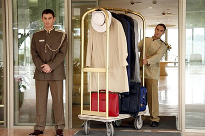 Handling Luggage