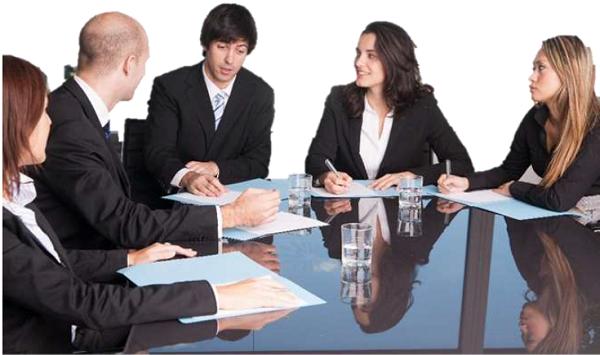 Ejecutando una reunión