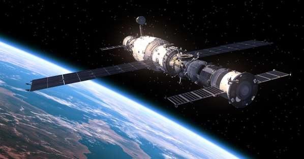 космический корабль в конце THOR