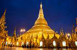 Land of Golden Pagoda