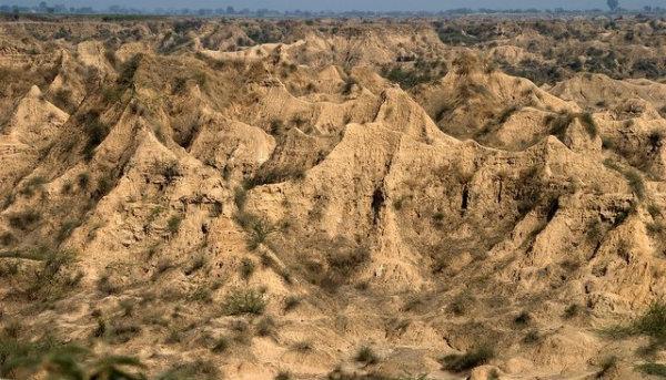 Chambal ravines