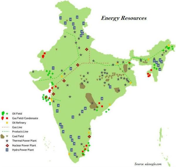 Natural Gas In Tamilnadu